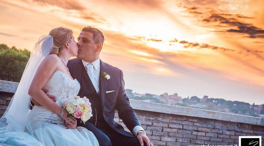 Wedding Nicole and Pietro