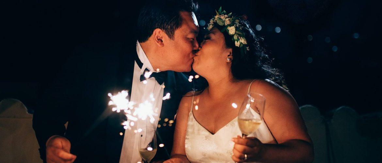 Norwegian wedding in Rome
