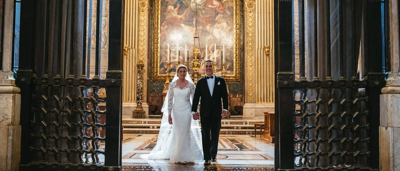 St Peter wedding