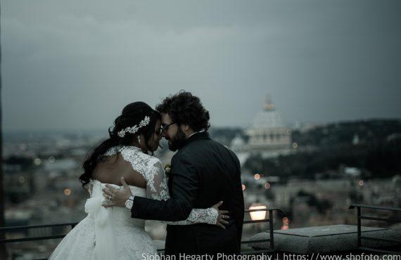 Pritika and David