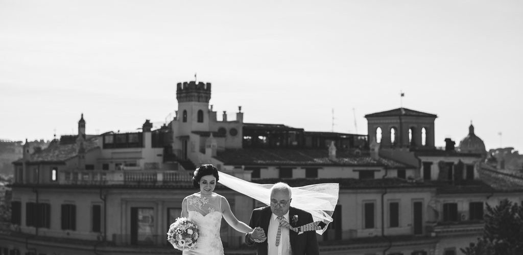 What do you get when you bring together American, Irish, and Italian cultures all into one place for a very special union? You get wedding of Anne-Marie and Alessandro