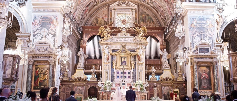 Ara Coeli wedding rome