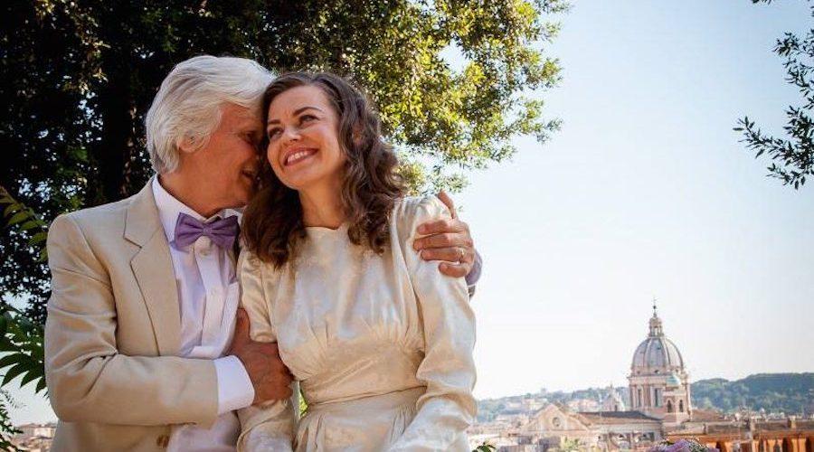 per and britta wedding in rome