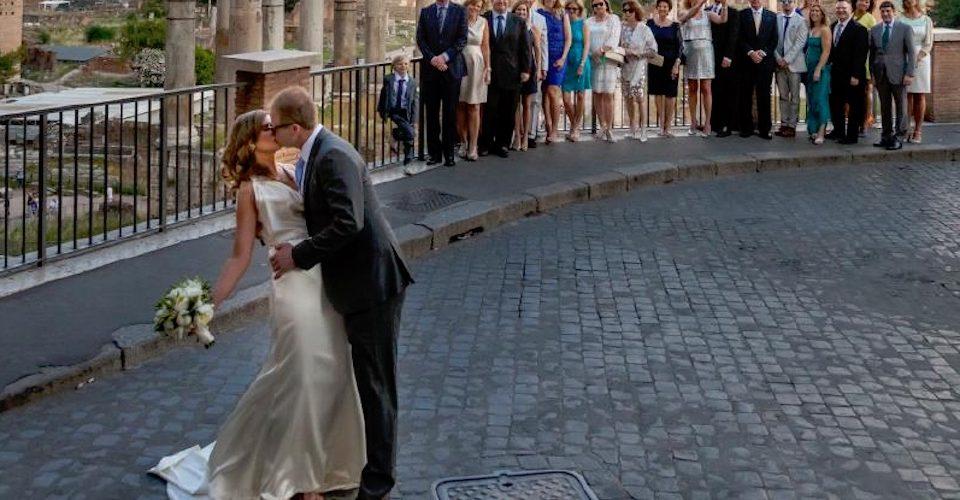 wedding Italian Forum rome