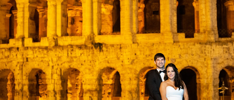 American Wedding Rome